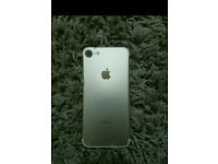 Apple iPhone 7 32gb gold Unlocked brand new condition apple warranty