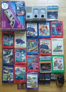 Intellivision 2 bundle in box + CIB games