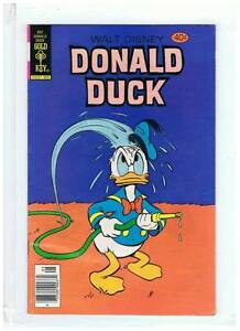 Gold-Key-Comics-Donald-Duck-207-NM-1979