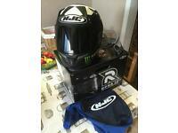 HGC Monster Energy Motorcycle Helmet