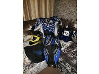 NEW!! KIDS MX MOTOR CROSS GEAR! BARGAIN!!