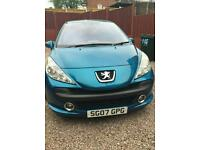 PEUGEOT DIESEL HDI 1.6 £30 ROAD TAX A YEAR