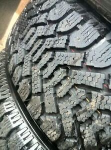 195 55 15 GoodYear Nordic Winter Tires on RIMS LIKE NEW!