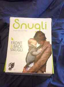 Excellent condition Snugli Baby Carrier