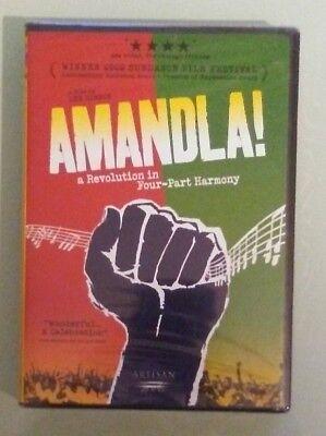 AMANDLA !  a revolution in four part harmony    DVD