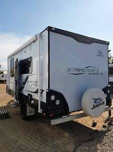2016 Jayco Starcraft 16.51-3 Outback Caravan Berrimah Darwin City Preview