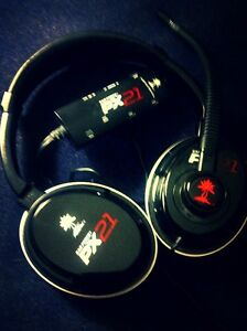 TURTLE BEACH PX 21 GAMING HEADSET
