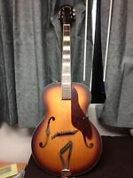 GRETSCH G-100 SYNCHROMATIC ACOUSTIC ARCHTOP