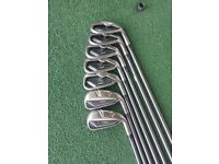 Taylormade RBZ irons/ 4-PW/ Graphite