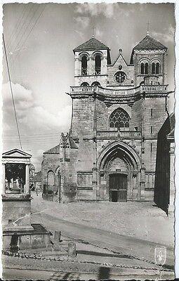 Cpsm 03   Souvigny   The Basilica