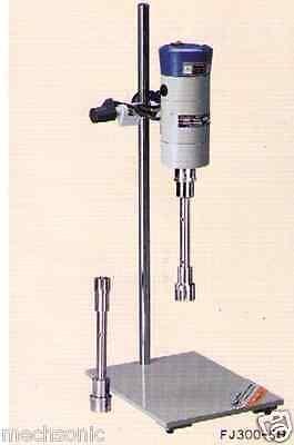 Digital High Speed Dispersion Homogenizer Fj300-s Lab Mixer 5007000ml M