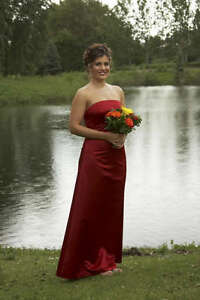 Impressions Bridesmaid Dress Size 6
