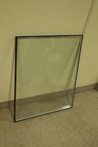 "NEW GAS INSULATED GLASSES FOR WINDOWS - 29"" X 24"" 7/8"" THICK!"
