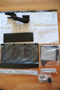 Fellowes Fully Adjustable Keyboard Manager - NEW