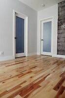 **HARDWOOD FLOOR**-sanding-installation-repair