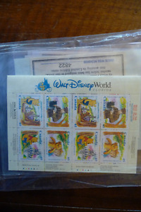 WINNIE THE POOH STAMP COLLECTION