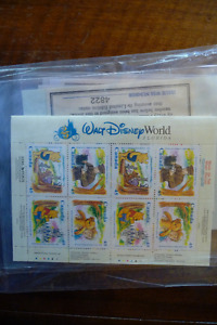WINNIE THE POOH COMMEMORATIVE STAMP COLLECTION