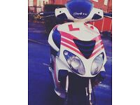 Piaggio NRG Power 70cc (Needs a piston)