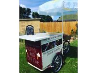 Pashley Ice Cream BIke With Freezer Unit