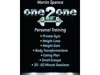 Martin Spence Fitness