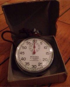 Montrex pocket timer