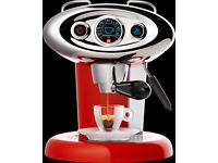 Francis Francis for Illy X7.1 Espresso Coffee Maker in Red