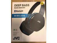 Deep Bass JVC Headphones