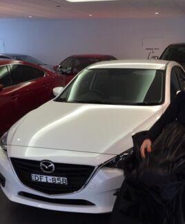 Mazda3 2016 for sale $$17500 negociable 23300km manual