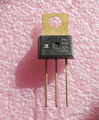 Quantity 8 E.F. Johnson Part 576-2-27 (Motorola 2027) NPN Transistor (MPSU01) for sale  Mattawan