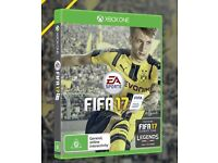 Fifa 17 for sale or swap + xbox one wireless controller