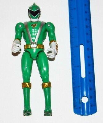 Green Shark Ranger : Power Rangers RPM Bandai Action Figure Toy ()