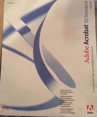 Adobe Acrobat 7 0 Standard   Upgrade