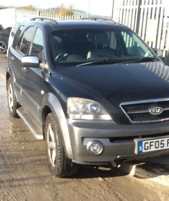 Kia Sorento 2005 25 diesel driver side indicator ALL PARTS AVAILABLE BREAKING