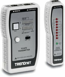 NETWORK CABLE TESTER / Ethernet / USB / BNC / Cables / BRAND NEW