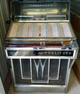 2800 Series Wurlitzer Juke Box!
