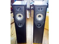 Mission 733i Floor Standing Speakers