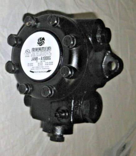 Waste Oil Heater Part Suntec J4NB-A1000G pump CleanBURN FIRELAKE ShenandoahWedco