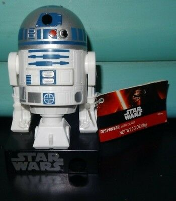 Disney STAR WARS R2D2 Talking Candy Dispenser Galerie 4 1/2