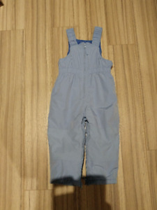 Snow pants on sale - fit to 2-3 year old (Children's place)
