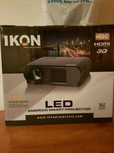 Ikon LED Projector