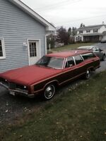 1970 Country Squire