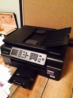 Brand New Brother Printer/scanner/fax and ink