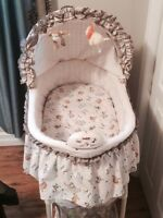 Bassinet - Simplicity Brand- great Condition