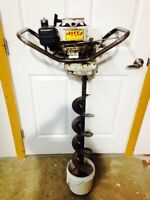 "6"" jiffy ice auger"