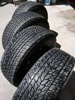 Winter tire toyo 235/65/17 with rims