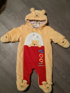 Winnie the Pooh Snowsuit - good for girl or boy