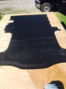 Rear cargo mats Kawartha Lakes Peterborough Area image 1