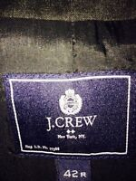 J.Crew Suits New York style suits Thompson 125$