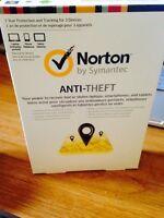 Norton anti-theft software