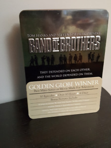 Band of Brothers  DVD